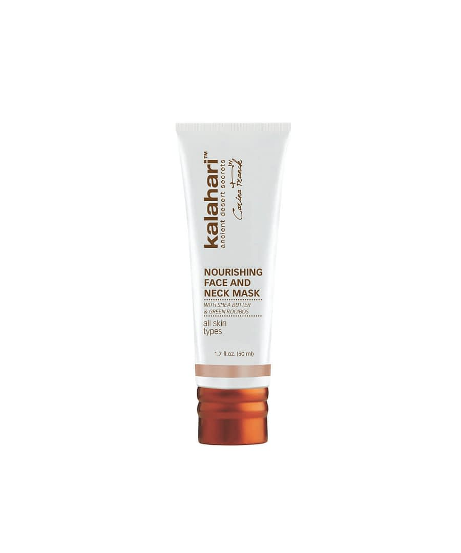 Kalahari Nourishing Face and Neck Mask