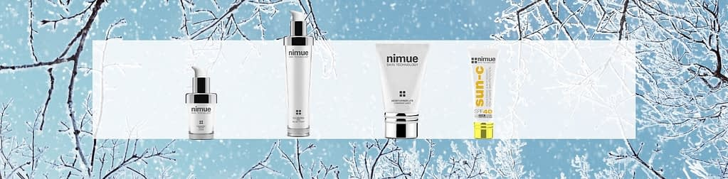 Our Skin Expert's favourite Nimue Skincare products for February