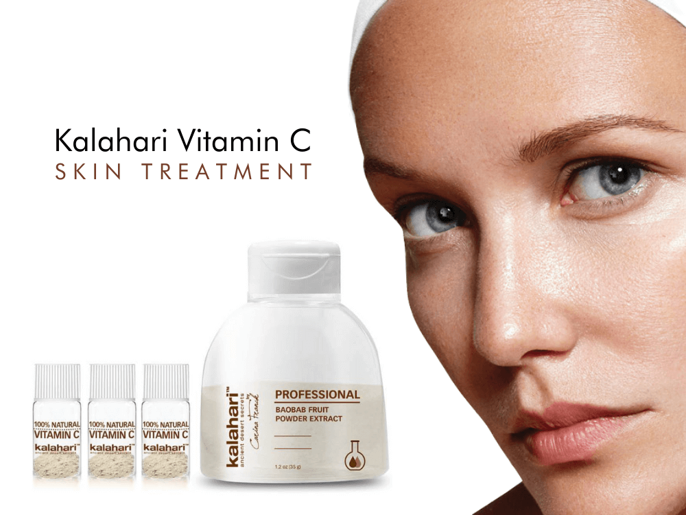 Kalahari Vitamin C Treatment Facial