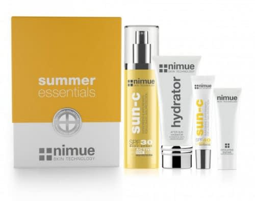 Summer kit the science of beautiful skin. The importance of summer skincare in three tips.