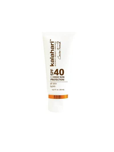Kalahari SPF40 High Sun Protection