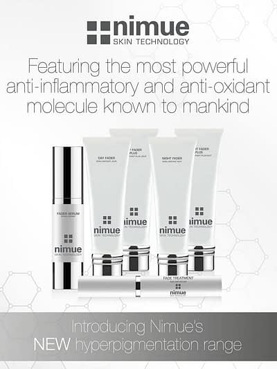New Fader Range Plus-Package Hyperpigmentation esse&co London