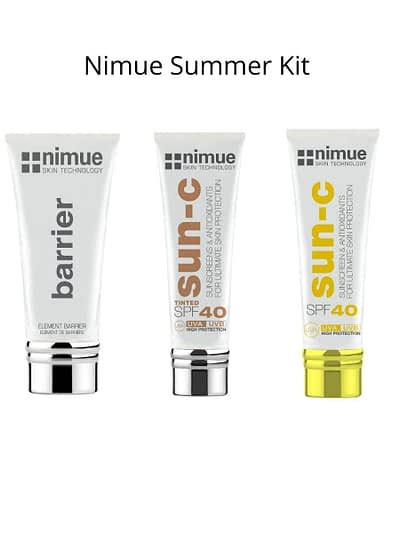 Nimue Skin International - Nimue Skin Travel kit Summer Promotion -buy nimue online
