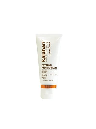 Kalahari Evening Moisturiser Travel Size