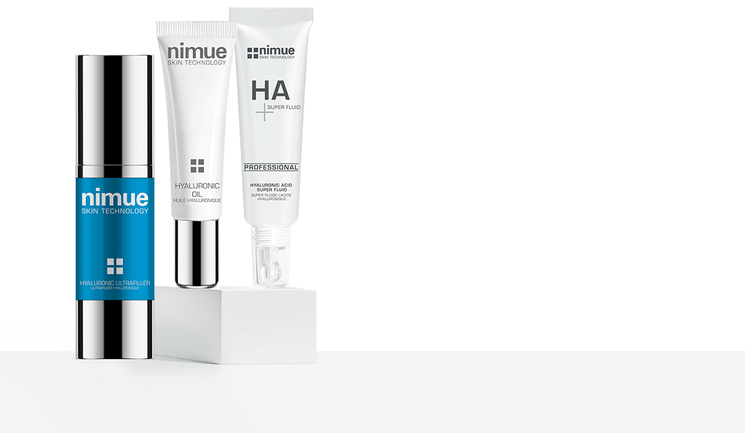 Nimue Hyaluronic Ultra filler - Hyaluronic oil